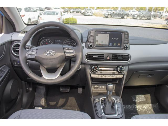 2018 Hyundai Kona 1.6T Ultimate (Stk: JK171571) in Abbotsford - Image 13 of 27