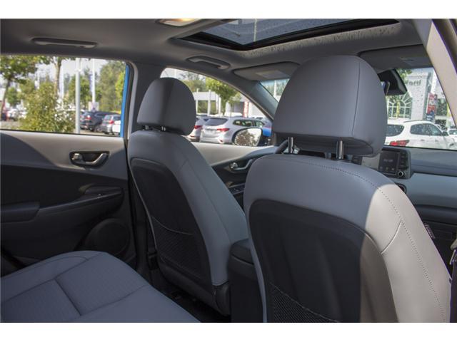 2018 Hyundai Kona 1.6T Ultimate (Stk: JK171571) in Abbotsford - Image 15 of 27