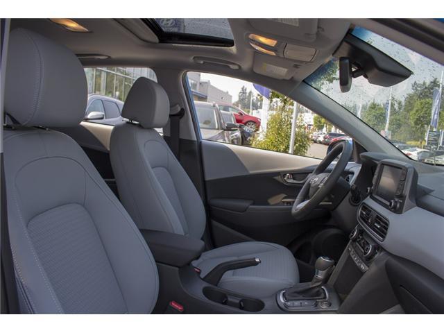 2018 Hyundai Kona 1.6T Ultimate (Stk: JK171571) in Abbotsford - Image 17 of 27
