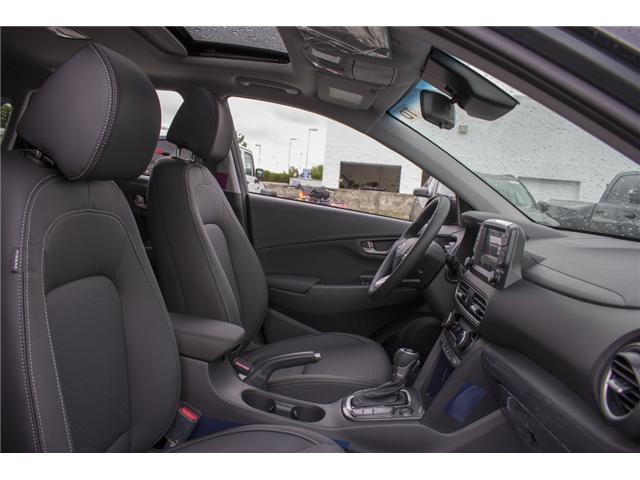 2018 Hyundai KONA 2.0L Luxury (Stk: JK138454) in Abbotsford - Image 17 of 25