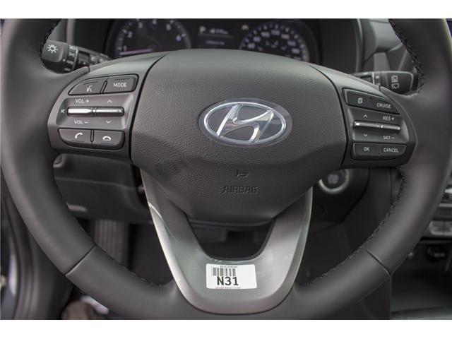 2018 Hyundai KONA 2.0L Luxury (Stk: JK138454) in Abbotsford - Image 19 of 25