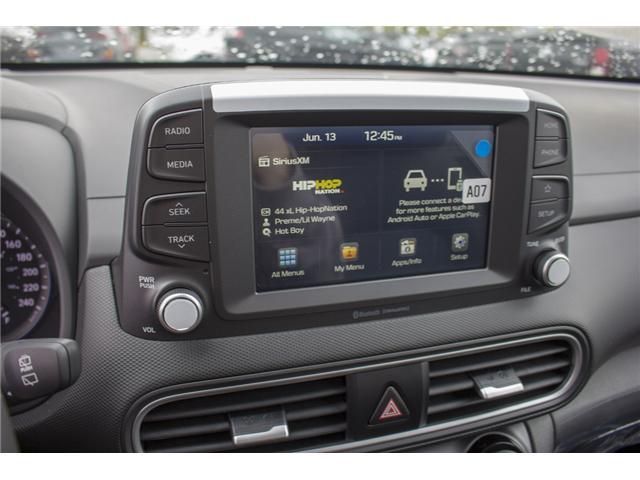 2018 Hyundai KONA 2.0L Luxury (Stk: JK138454) in Abbotsford - Image 21 of 25
