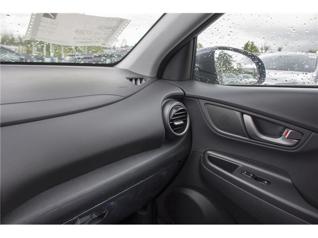 2018 Hyundai KONA 2.0L Luxury (Stk: JK138454) in Abbotsford - Image 24 of 25