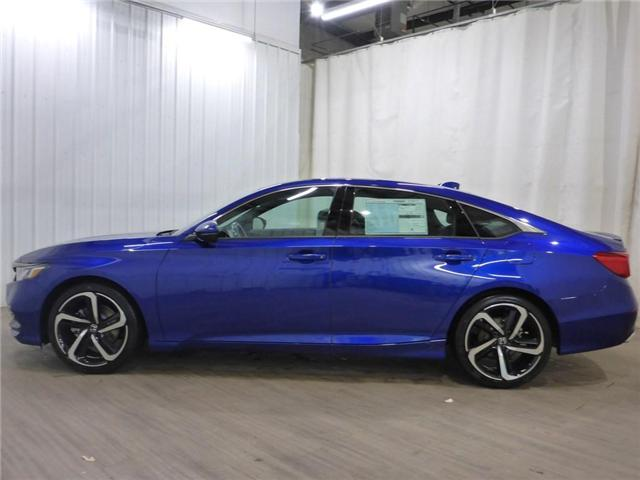 2019 Honda Accord Sport 2.0T (Stk: 1944002) in Calgary - Image 3 of 22