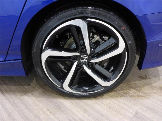 2019 Honda Accord Sport 2.0T (Stk: 1944002) in Calgary - Image 9 of 22