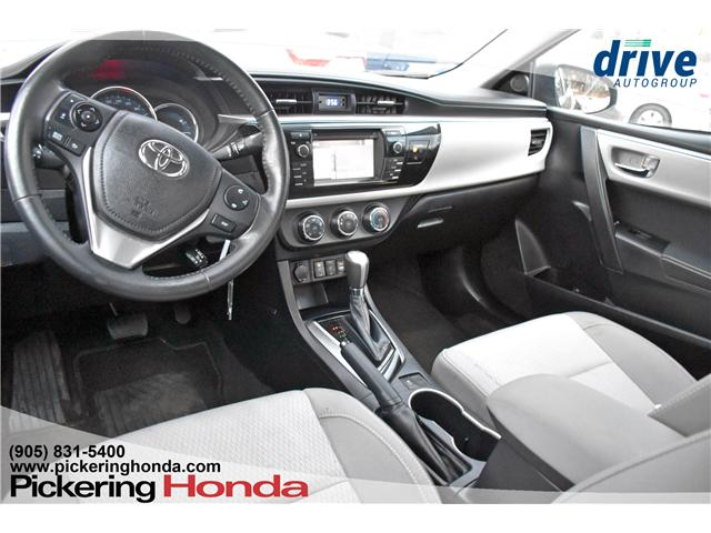 2014 Toyota Corolla LE (Stk: P4587) in Pickering - Image 2 of 23