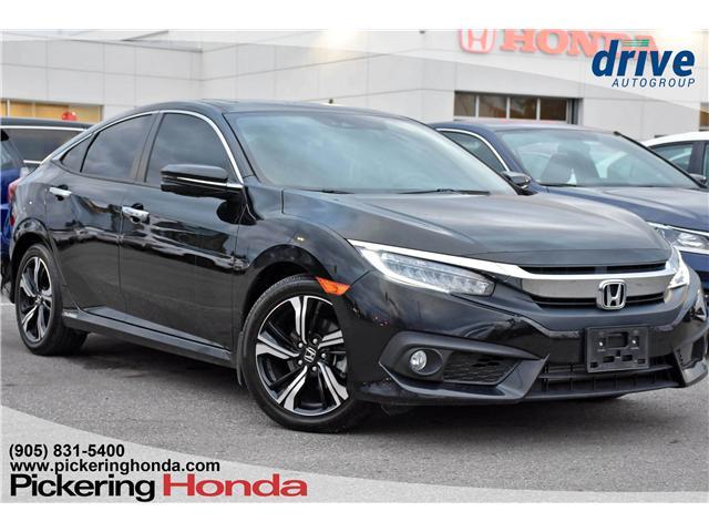 2017 Honda Civic Touring (Stk: P4583) in Pickering - Image 1 of 26