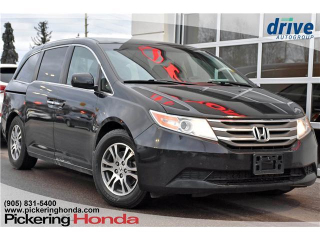 2012 Honda Odyssey EX (Stk: P4529) in Pickering - Image 1 of 22