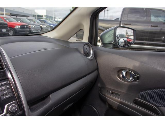 2016 Nissan Versa Note 1.6 S (Stk: EE899250B) in Surrey - Image 8 of 22