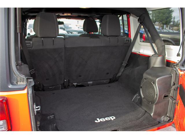 2013 Jeep Wrangler Unlimited Sahara (Stk: J273622A) in Surrey - Image 7 of 26