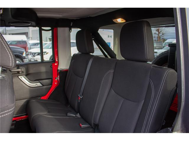 2013 Jeep Wrangler Unlimited Sahara (Stk: J273622A) in Surrey - Image 11 of 26