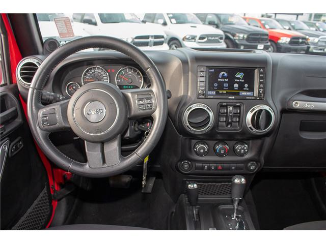 2013 Jeep Wrangler Unlimited Sahara (Stk: J273622A) in Surrey - Image 12 of 26