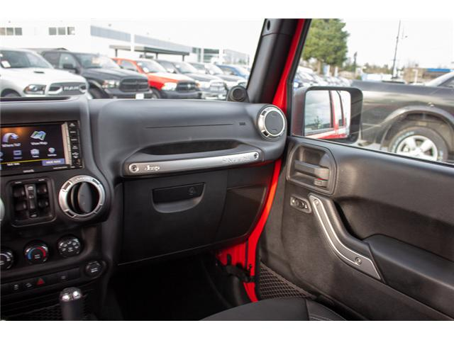 2013 Jeep Wrangler Unlimited Sahara (Stk: J273622A) in Surrey - Image 13 of 26