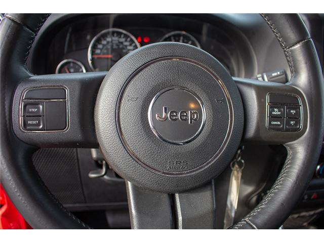 2013 Jeep Wrangler Unlimited Sahara (Stk: J273622A) in Surrey - Image 18 of 26