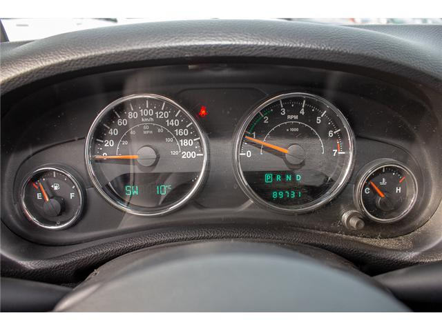 2013 Jeep Wrangler Unlimited Sahara (Stk: J273622A) in Surrey - Image 19 of 26