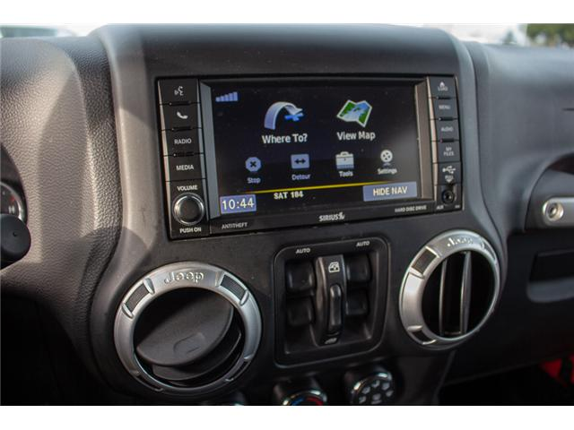 2013 Jeep Wrangler Unlimited Sahara (Stk: J273622A) in Surrey - Image 20 of 26