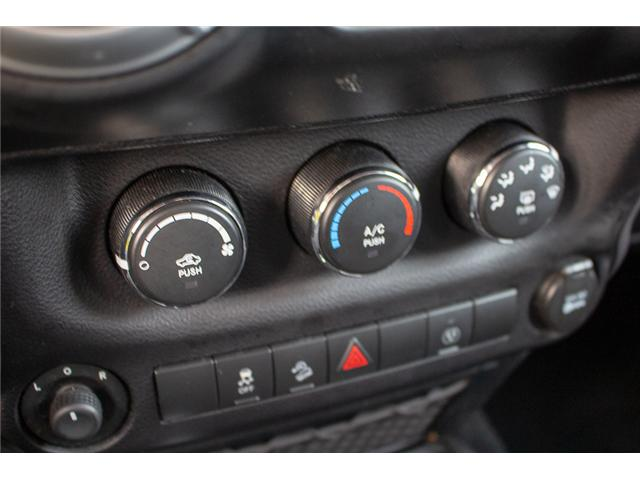 2013 Jeep Wrangler Unlimited Sahara (Stk: J273622A) in Surrey - Image 23 of 26