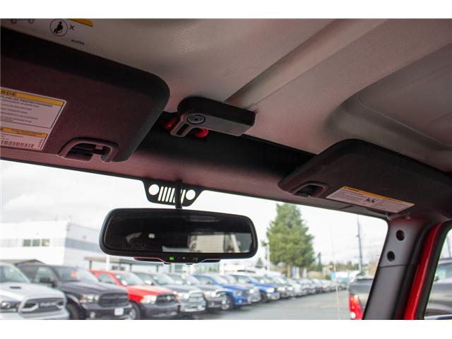 2013 Jeep Wrangler Unlimited Sahara (Stk: J273622A) in Surrey - Image 26 of 26