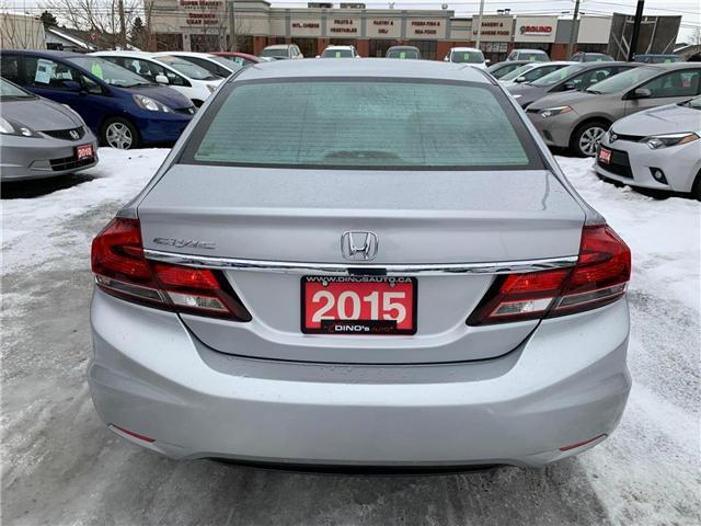 2015 Honda Civic LX (Stk: 039067) in Orleans - Image 3 of 26