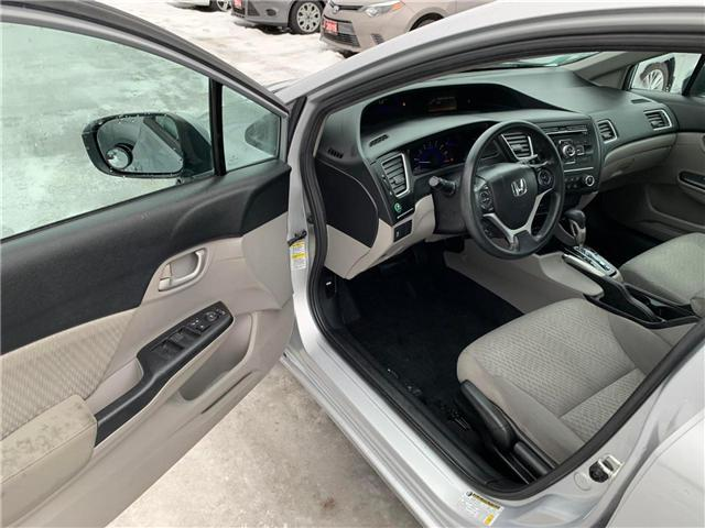 2015 Honda Civic LX (Stk: 039067) in Orleans - Image 8 of 26