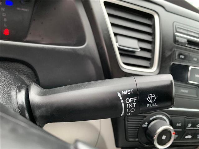 2015 Honda Civic LX (Stk: 039067) in Orleans - Image 16 of 26