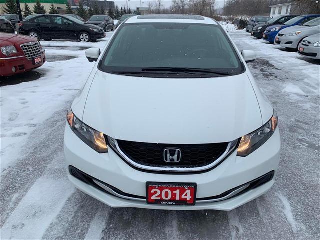 2014 Honda Civic EX (Stk: 047455) in Orleans - Image 6 of 30
