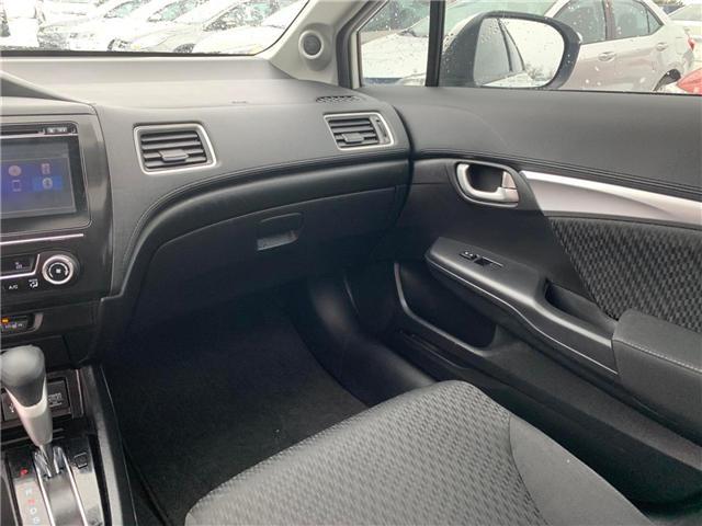 2014 Honda Civic EX (Stk: 047455) in Orleans - Image 12 of 30