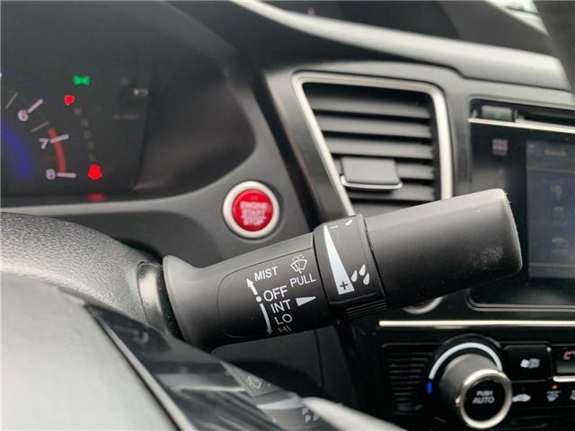 2014 Honda Civic EX (Stk: 047455) in Orleans - Image 16 of 30