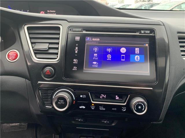 2014 Honda Civic EX (Stk: 047455) in Orleans - Image 19 of 30