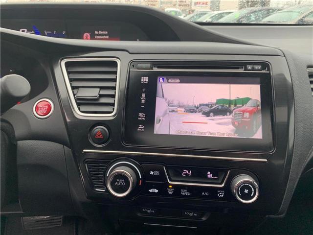 2014 Honda Civic EX (Stk: 047455) in Orleans - Image 20 of 30