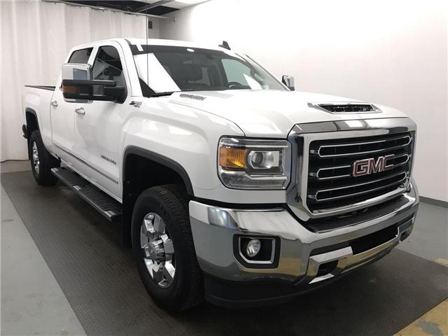 2018 GMC Sierra 3500HD SLT (Stk: 194105) in Lethbridge - Image 1 of 21