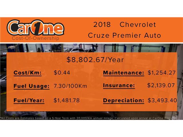 2018 Chevrolet Cruze Premier Auto (Stk: CT18-611) in Kingston - Image 35 of 37