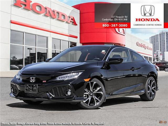 2019 Honda Civic Si Base (Stk: 19358) in Cambridge - Image 1 of 23