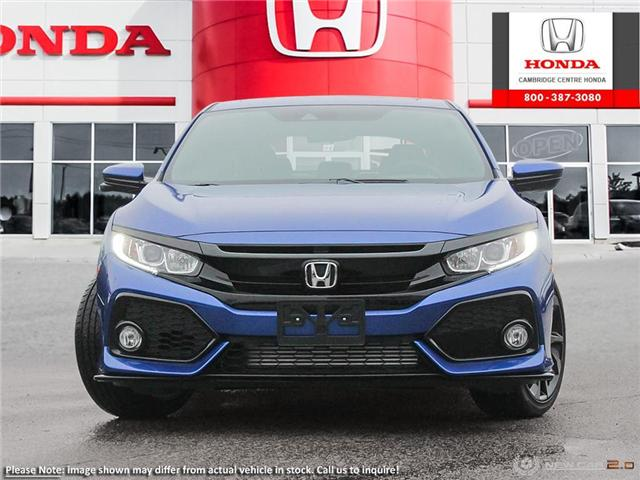 2019 Honda Civic Sport (Stk: 19281) in Cambridge - Image 2 of 24