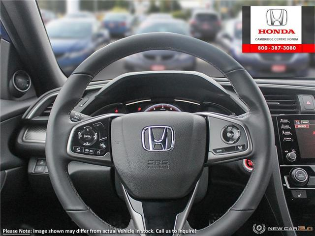 2019 Honda Civic Sport (Stk: 19281) in Cambridge - Image 14 of 24