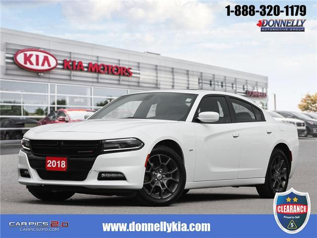 2018 Dodge Charger GT (Stk: CLKUR2193) in Kanata - Image 1 of 27