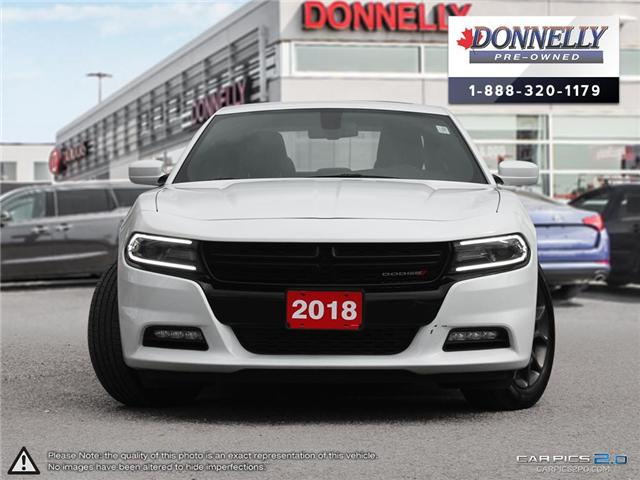 2018 Dodge Charger GT (Stk: CLKUR2193) in Kanata - Image 2 of 27