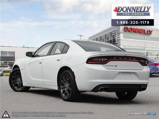 2018 Dodge Charger GT (Stk: CLKUR2193) in Kanata - Image 4 of 27