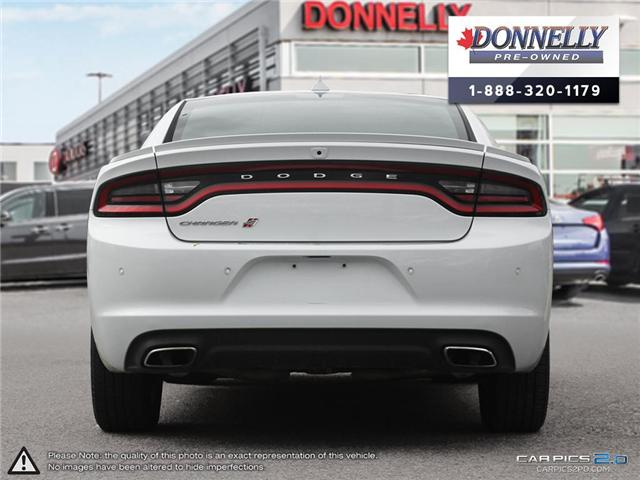 2018 Dodge Charger GT (Stk: CLKUR2193) in Kanata - Image 5 of 27