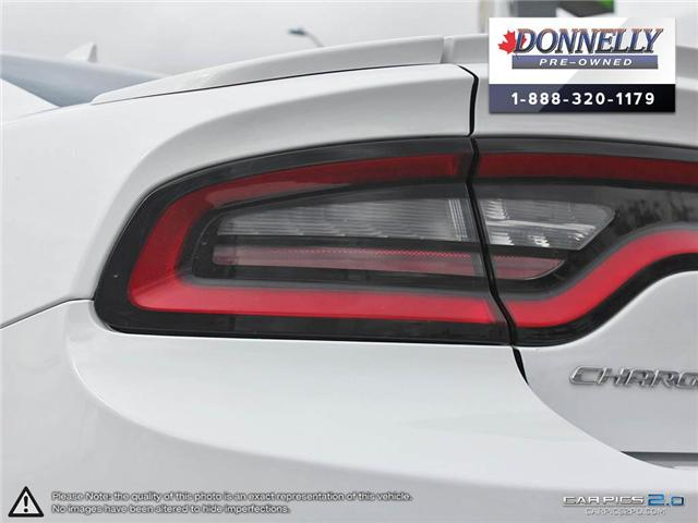 2018 Dodge Charger GT (Stk: CLKUR2193) in Kanata - Image 12 of 27
