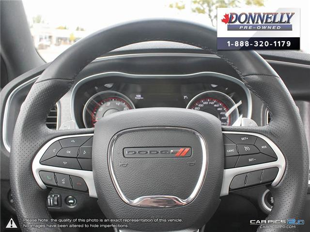 2018 Dodge Charger GT (Stk: CLKUR2193) in Kanata - Image 14 of 27