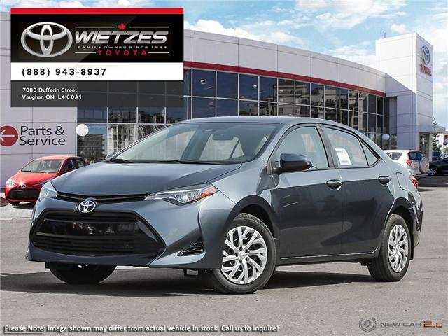 2019 Toyota Corolla LE (Stk: 67857) in Vaughan - Image 1 of 24