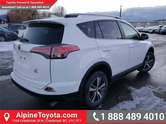 2018 Toyota RAV4 LE (Stk: W854678) in Cranbrook - Image 5 of 16