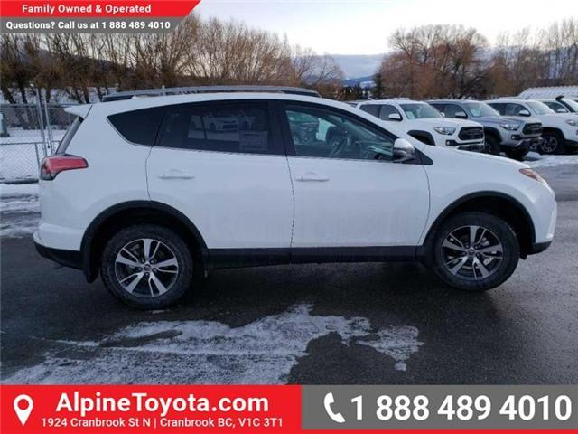 2018 Toyota RAV4 LE (Stk: W854678) in Cranbrook - Image 6 of 16