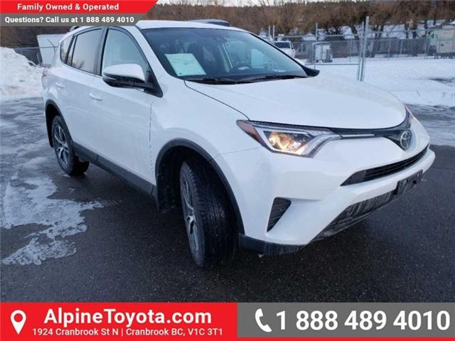 2018 Toyota RAV4 LE (Stk: W854678) in Cranbrook - Image 7 of 16