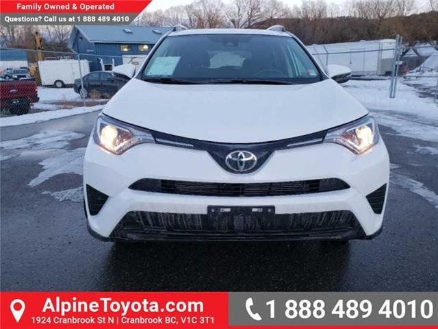 2018 Toyota RAV4 LE (Stk: W854678) in Cranbrook - Image 8 of 16