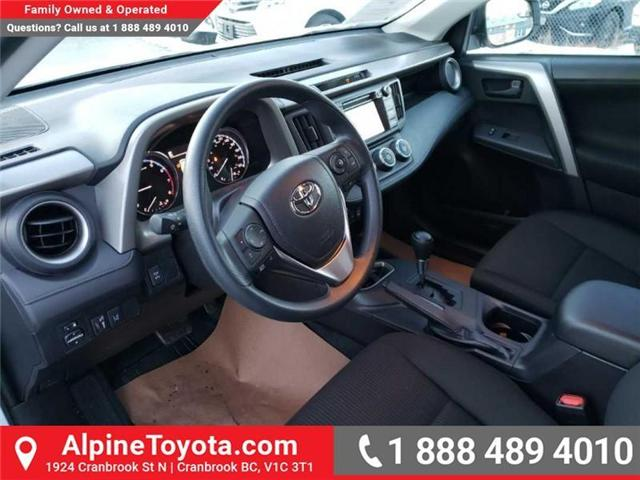 2018 Toyota RAV4 LE (Stk: W854678) in Cranbrook - Image 9 of 16
