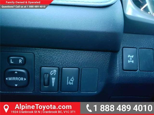 2018 Toyota RAV4 LE (Stk: W854678) in Cranbrook - Image 14 of 16