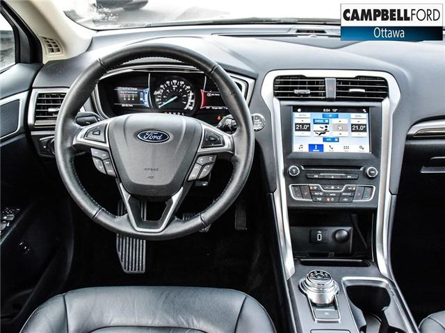 2017 Ford Fusion Energi SE Luxury WOW ENERGY WITH LEATHER (Stk: 1815981) in Ottawa - Image 21 of 23