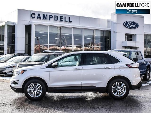2018 Ford Edge SEL 15, 000 KMS-LEATHER-NAV-POWER ROOF-AWD (Stk: 945460) in Ottawa - Image 3 of 24